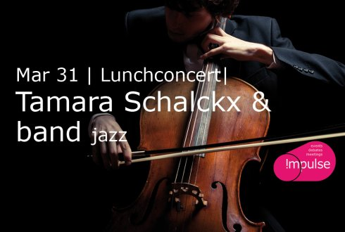 Lunch concert Tamara Schalkx & band | Jazz