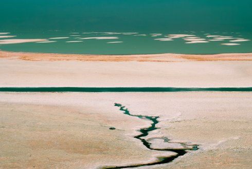 Climate and human influence conspired in Lake Urmia's decline