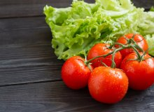 CGN special lettuce and tomato collections