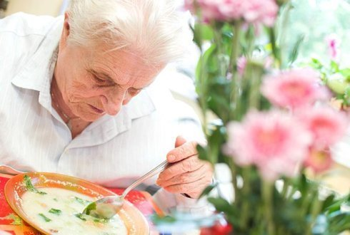 food nutrition for elderly wur