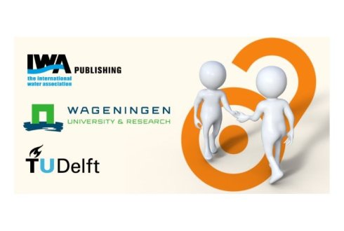 Wur And Tu Delft Sign Open Access Agreement With Iwa Publishing Wur
