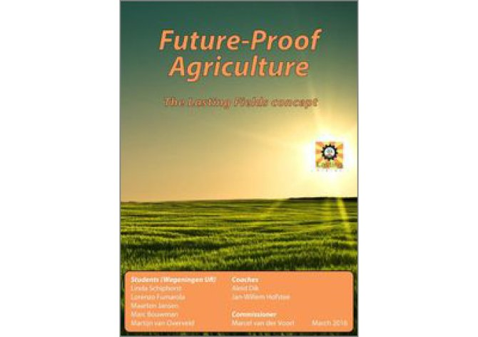 Future-Proof Agriculture: The Lasting Fields concept