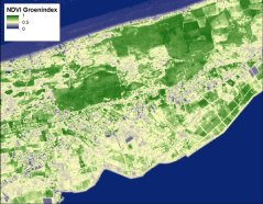 Green-index Terschelling 15 July
