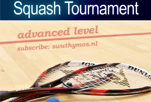 Squash Tournament (advanced)