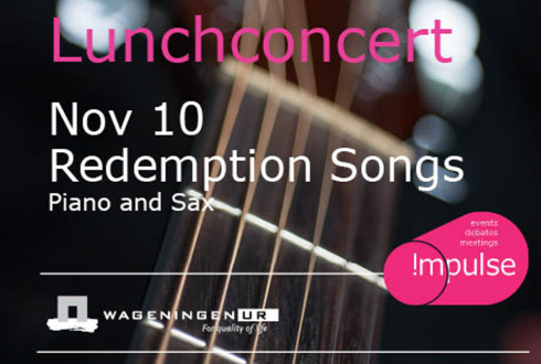 Lunchconcert in Impulse: Redemption Songs