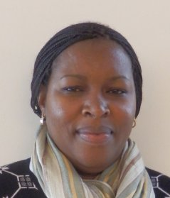 Tabitha Mugo, PhD researcher