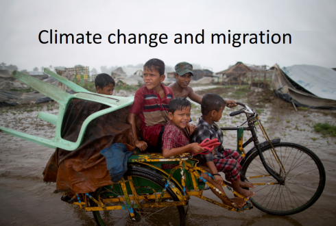 Climate migration: a hype or a reality?