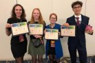 Winners Wageningen Borlaug Youth Institute 2018 blog about their experiences