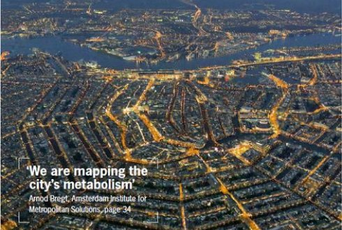New Institute for Urban Problems - Engineers in Amsterdam - WUR