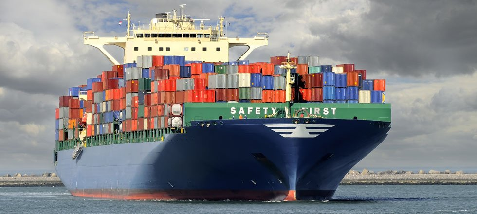 container ship, Management, economics and consumer studies