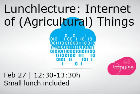 Internet of (Agricultural) Things