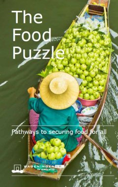 The book: The Food Puzzle