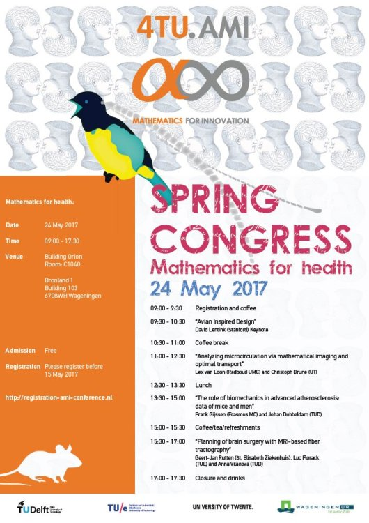 "<L CODE=""C06"">Program Spring Congress Mathematics for Health</L>"