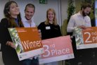Team Bagua wins Urban Greenhouse Challenge '2
