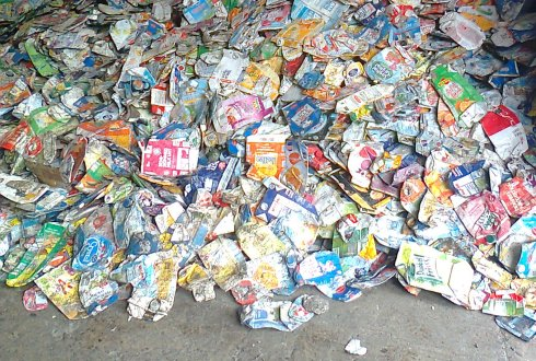 Beverage cartons: collection and recycling