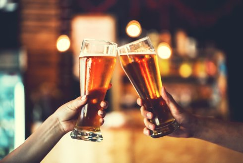 Your brain can't tell the difference between alcoholic and non-alcoholic beer