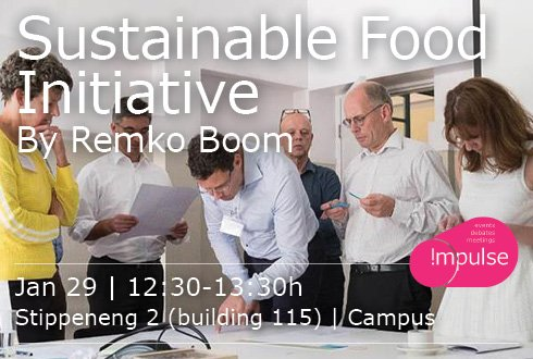 The Sustainable Food Initiative