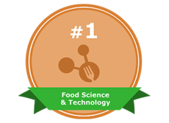 Shanghai Ranking Food Science Technology