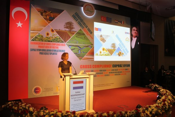 EU supports farmers in Turkey