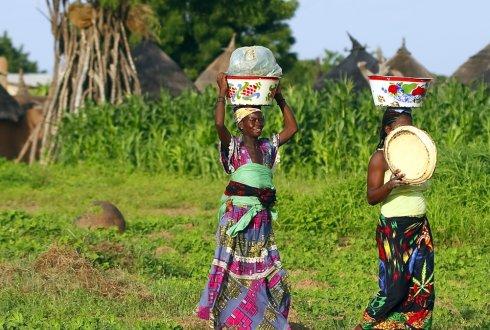Afrika Gaat Voor Zichzelf Beginnen Wur