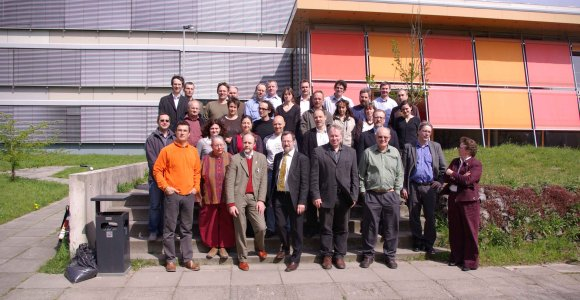 The EBONE Consortium at the Kick-off in Wageningen