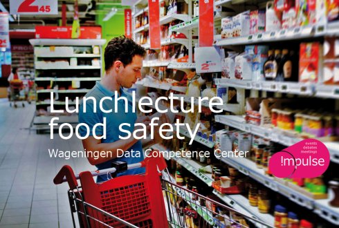 Towards data driven science in food safety