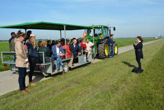 Proeftuin voor Agroecologie en Technologie geopend