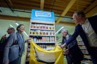 First surplus food shelf in the Netherlands as testbed for Wageningen research