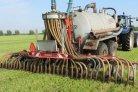 Minder ammoniakemissie met verdunde mest, en beperkt hogere grasopbrengst