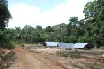 Our home from one month (Guyana 2014)