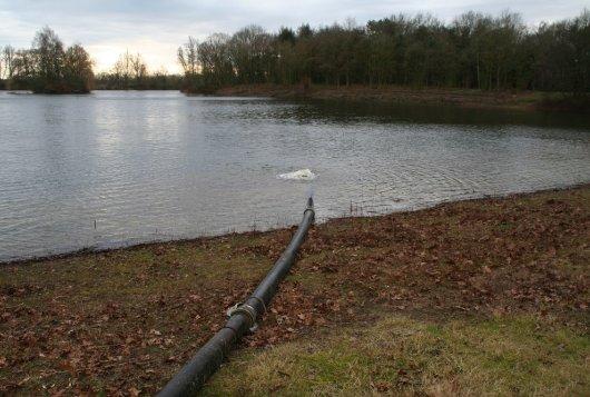De Marke probeert grondwaterpeil aan te vullen