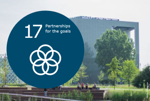 Partnerships for the goals - WUR Sustainable Development Goal