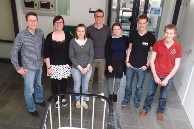 CRISPR group photo 03-2014 - SJJ Brouns.jpg