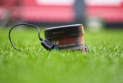 KNVB and ArenA test smart turf monitoring system for Dutch professional football