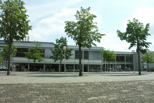 Mathematics Building