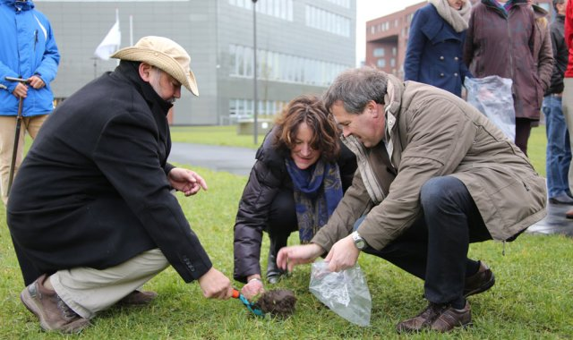 Wageningen to host various activities during International Year of Soils