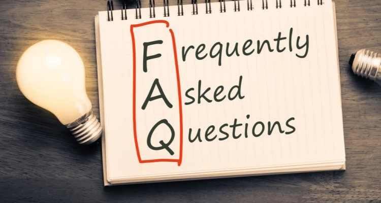 Frequently Asked Questions WCDI Courses