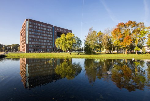 Wageningen for 15th time in row number one in the Netherlands