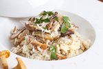 Risotto - Picture by FLORIS SCHEPLITZ