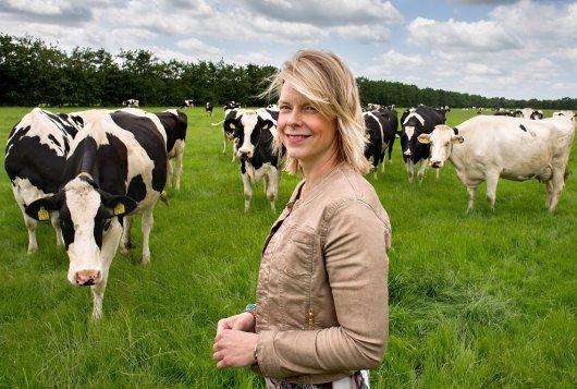 Ingrid van Huizen programmamanager circulariteit Noord-Nederland