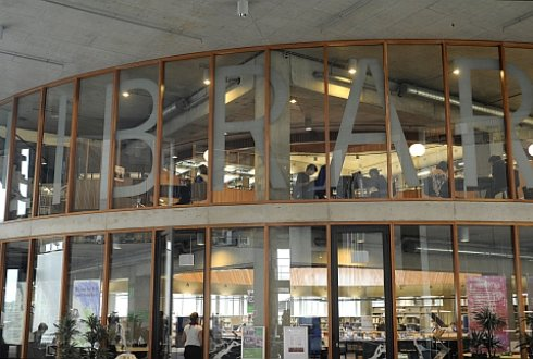 About Wageningen UR Library