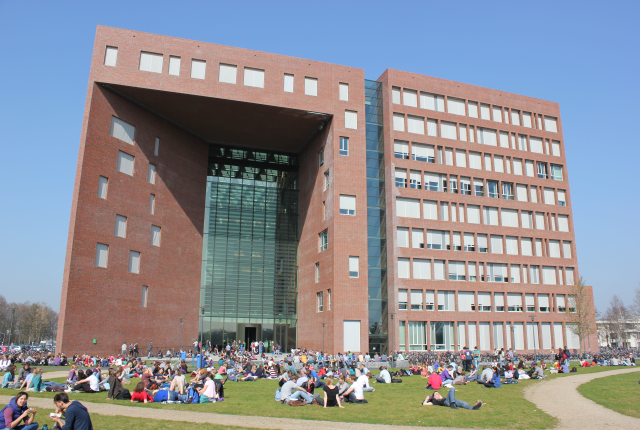 Forum Building Wageningen University