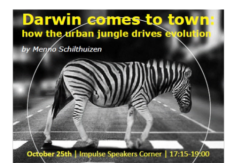 How the Urban Jungle Drives Evolution Darwin Comes to Town
