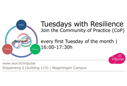 Tuesdays with Resilience: Join the Community of Practice (CoP)