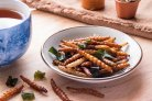 Wild harvested edible insects: potential for nutrition security