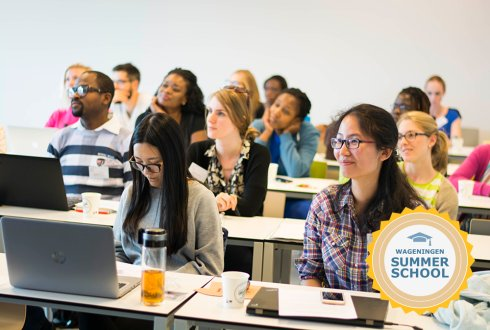 Full offer courses Wageningen Summer School online