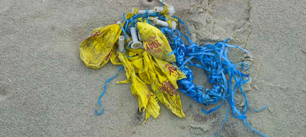 5 Small facts about balloon debris