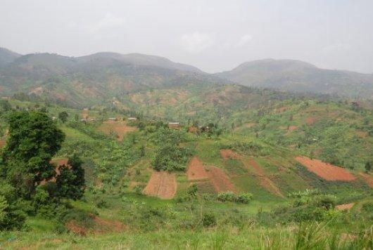 soil in Burundi