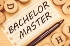 News about the transition from bachelor to master