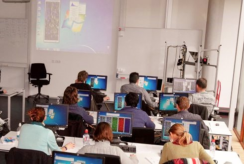 Summer School Image Analysis for Plant Phenotyping